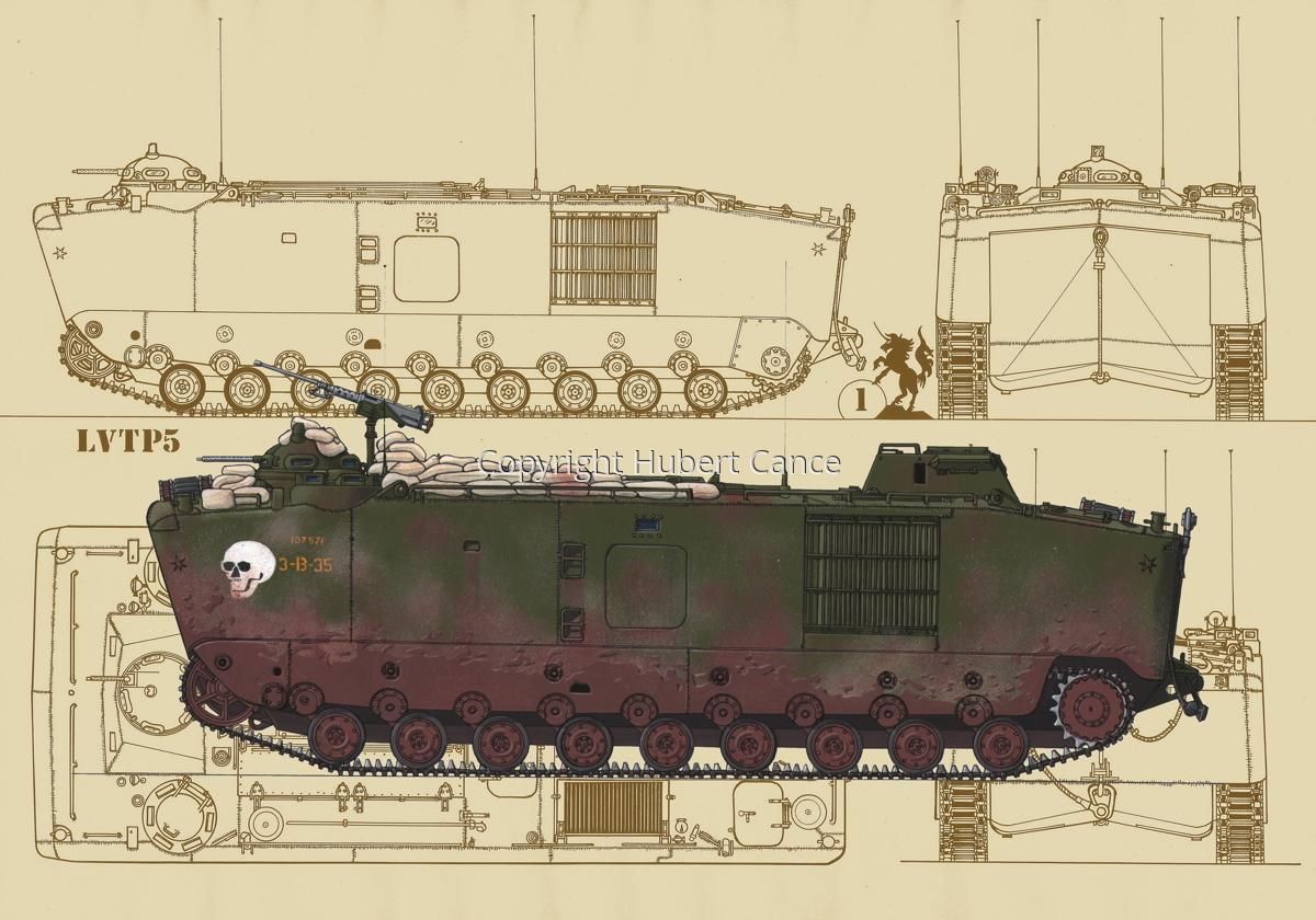 LVTP-5 (Blueprint #5) (large view)