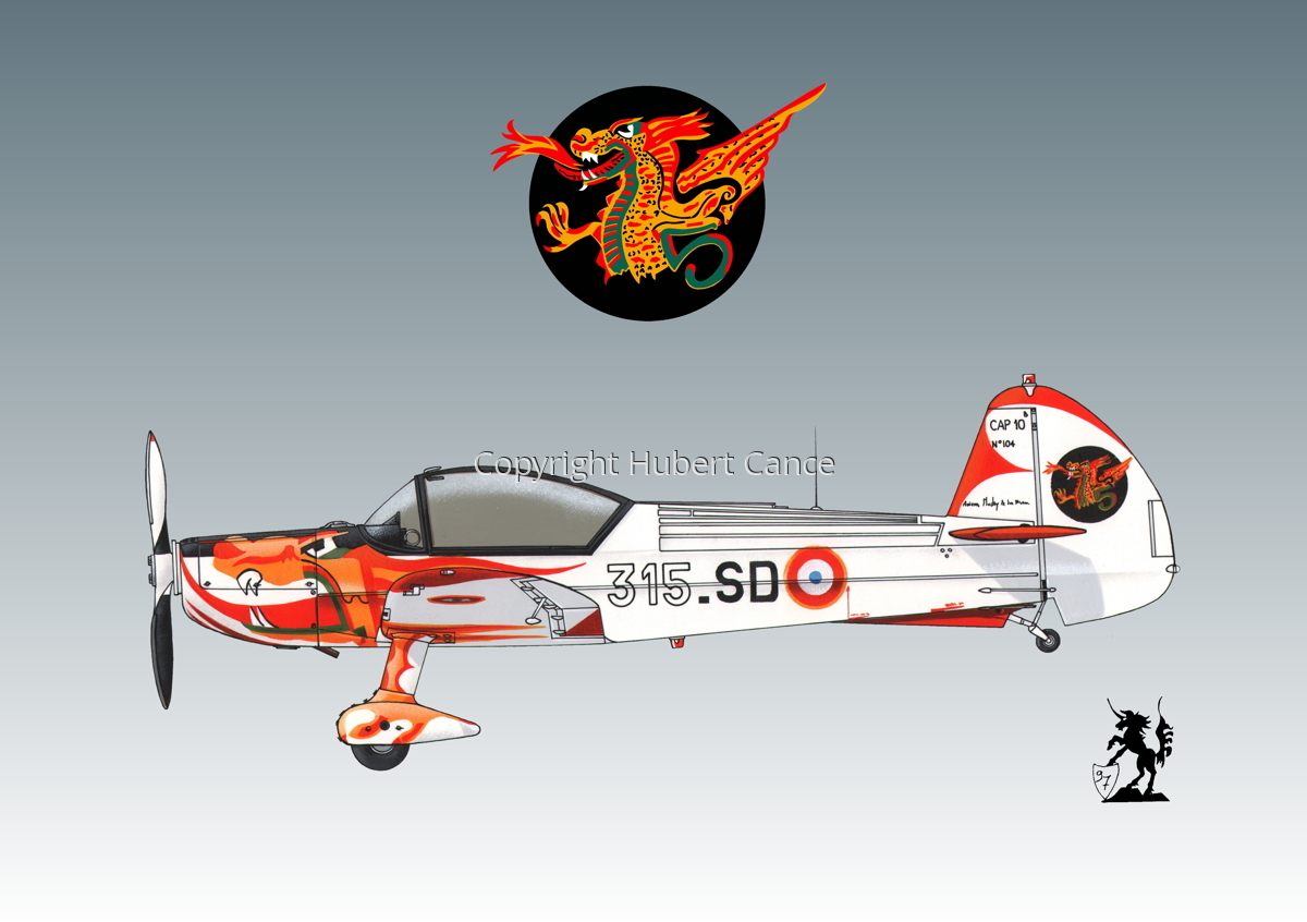 Mudry CAP-10B (Insignia #1.3) (large view)