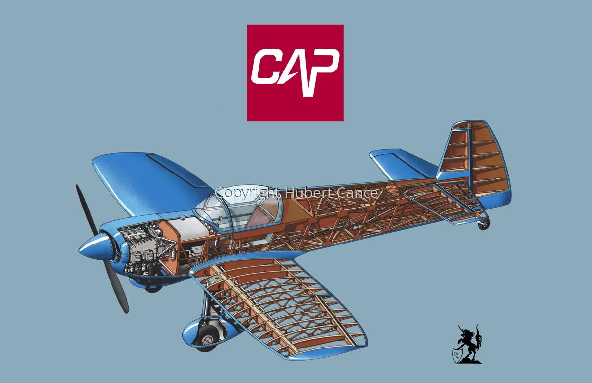 Mudry Cap 20 L (Logo #2.2) (large view)