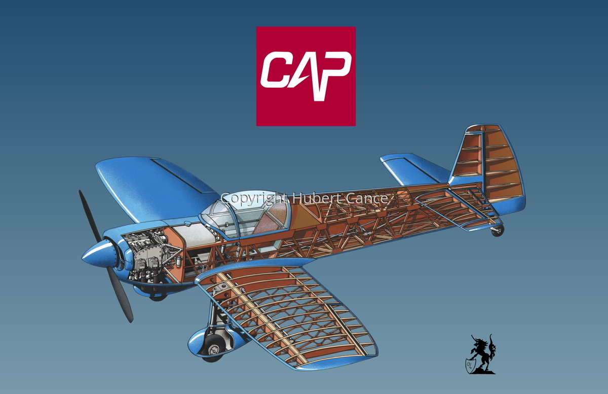 Mudry Cap 20 L (Logo #2.3) (large view)
