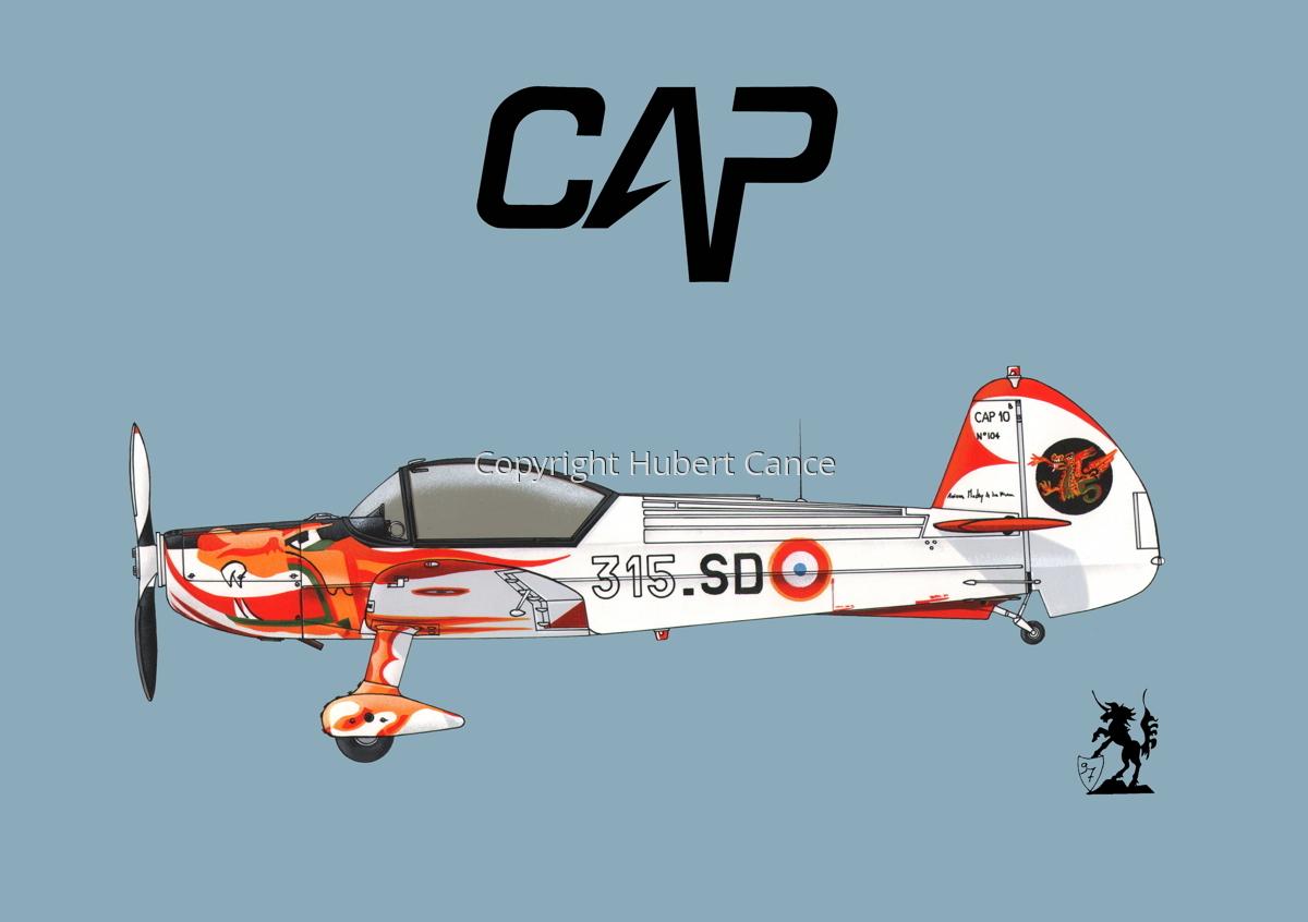Mudry CAP-10B (Logo #1.2) (large view)