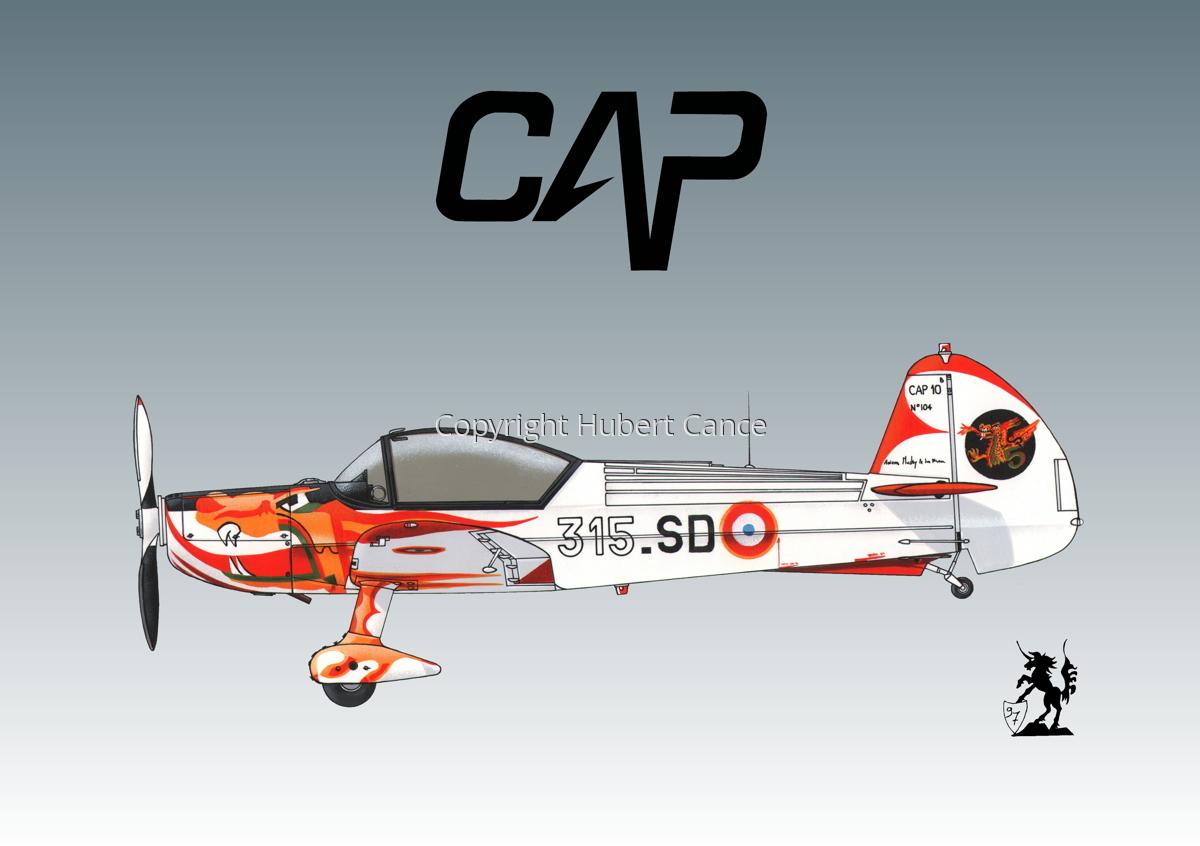 Mudry CAP-10B (Logo #1.3) (large view)