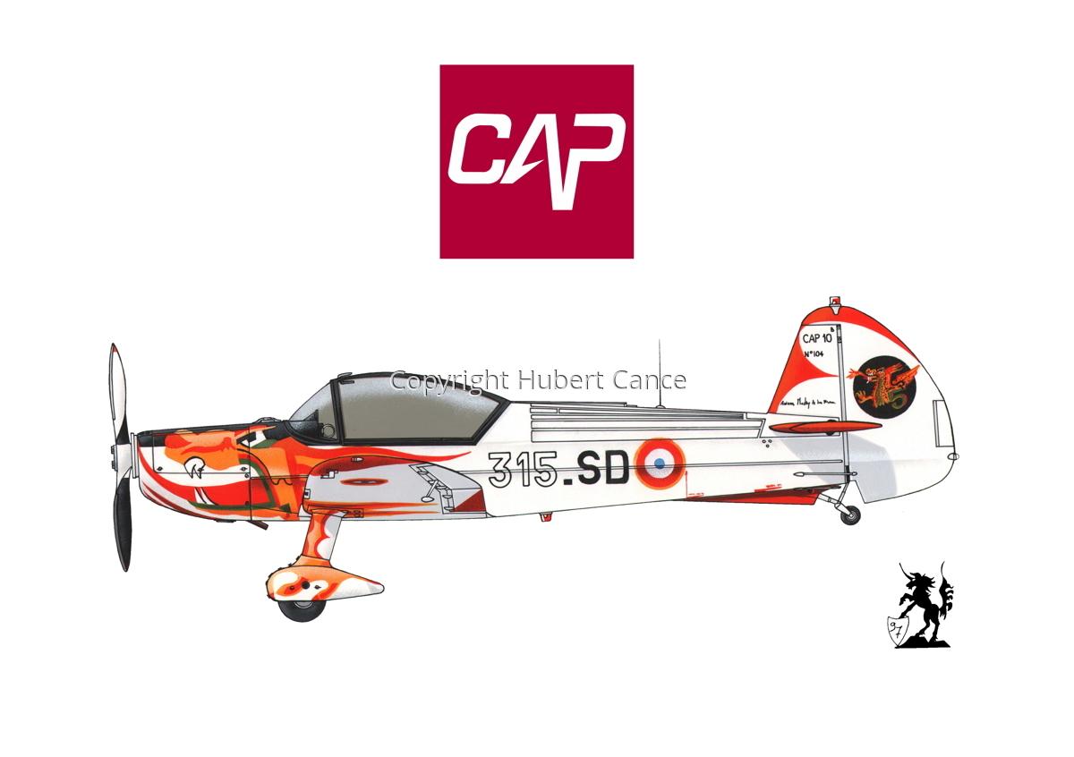 Mudry CAP-10B (Logo #2.1) (large view)
