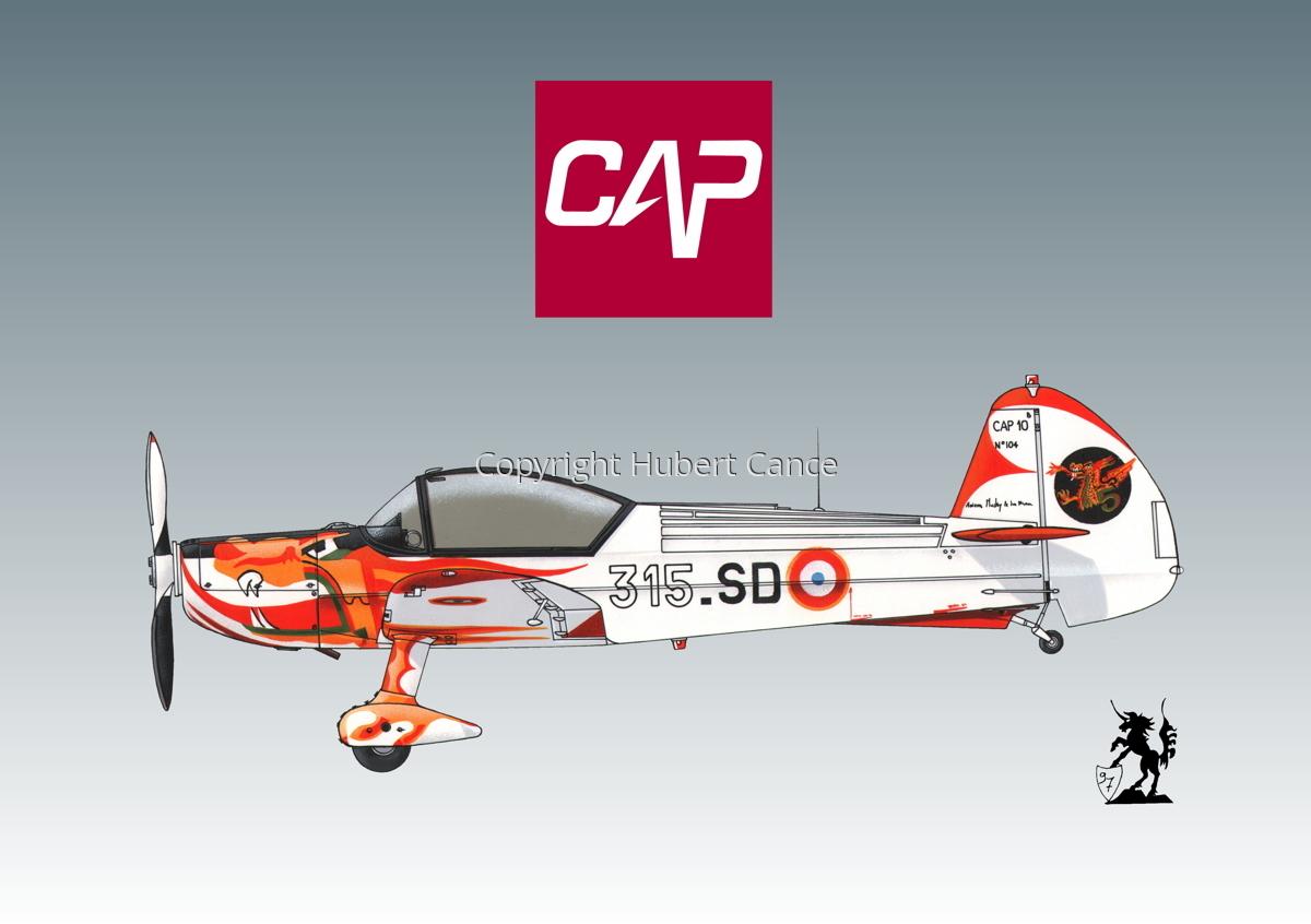 Mudry CAP-10B (Logo #2.3) (large view)