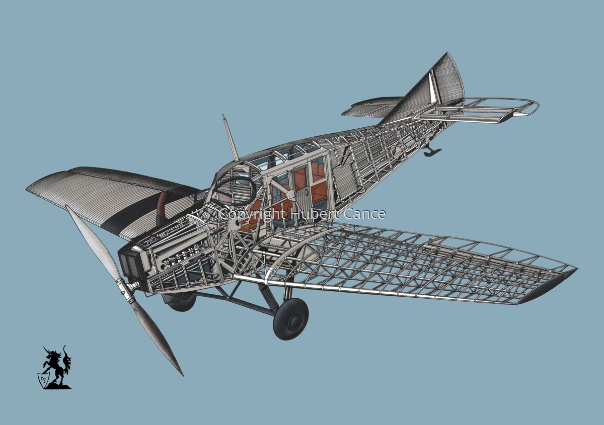 Junkers F.13 #1.8 (large view)