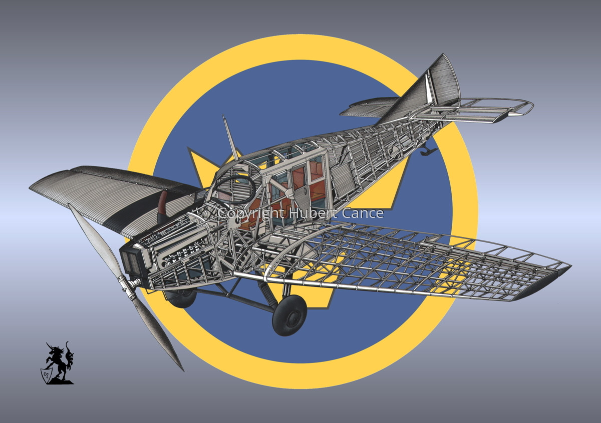 Junkers F.13 (Roundel #1) (large view)