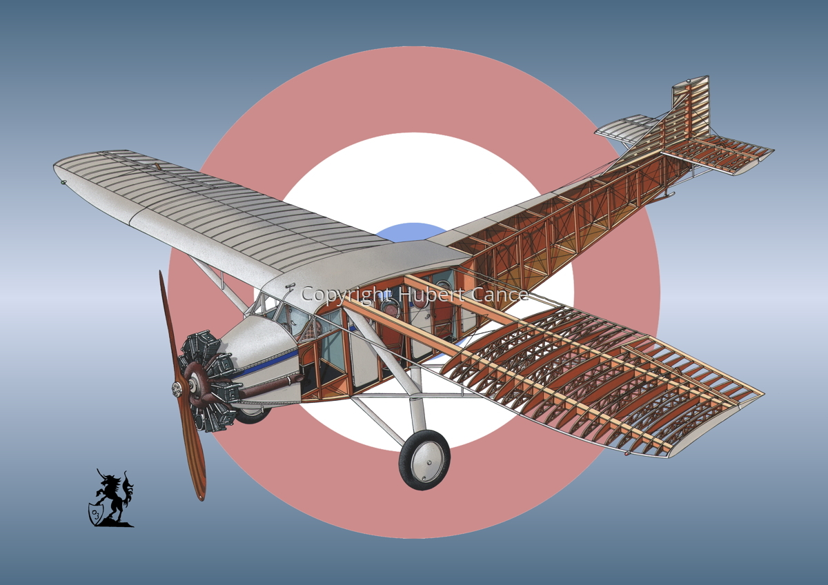 Farman F190 (Roundel #1) (large view)