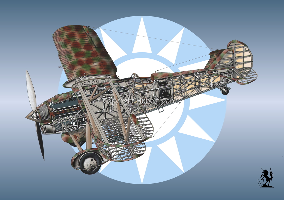 Fiat CR.32 (Roundel #2) (large view)