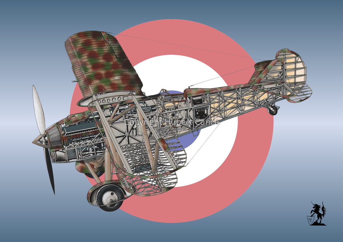 Fiat CR.32 (Roundel #5) (large view)