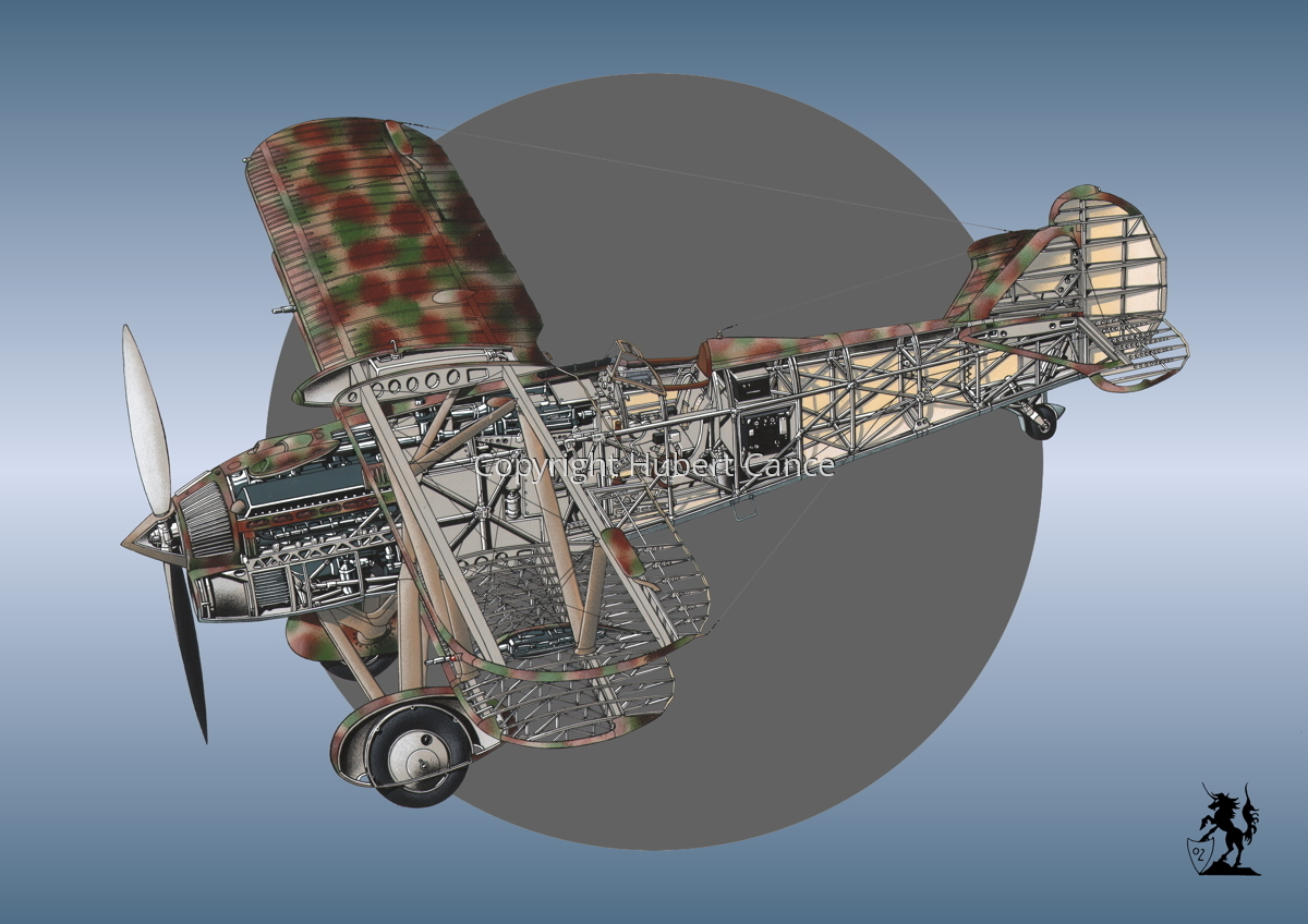 Fiat CR.32 (Roundel #7) (large view)