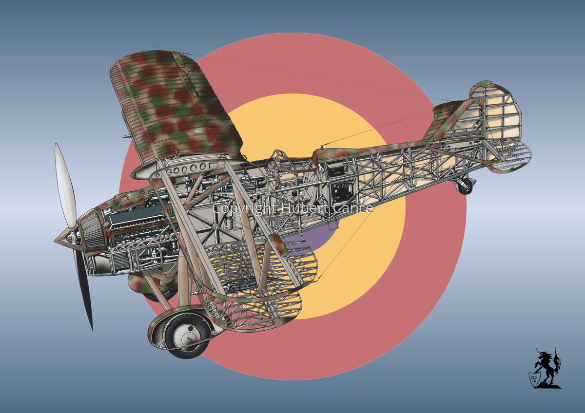 Fiat CR.32 (Roundel #8) (large view)