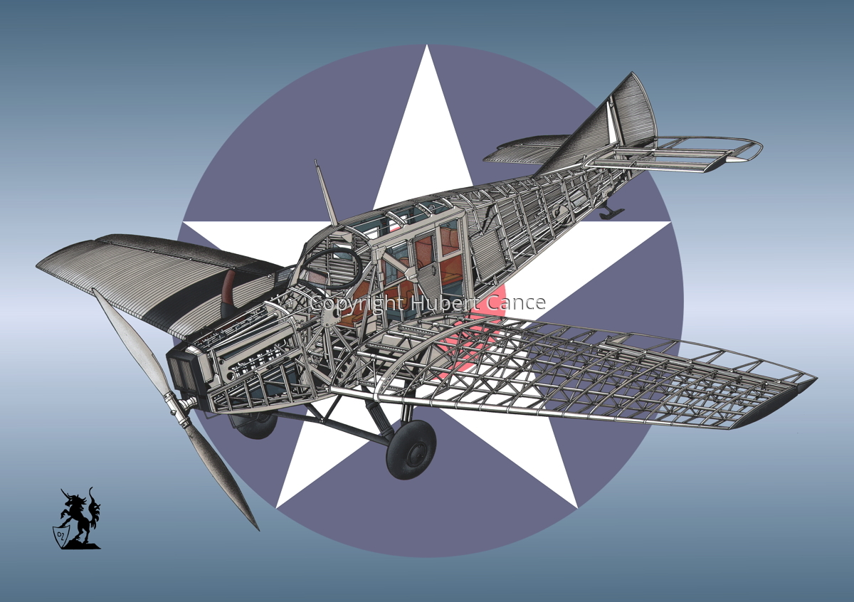 Junkers F.13 (Roundel #7) (large view)