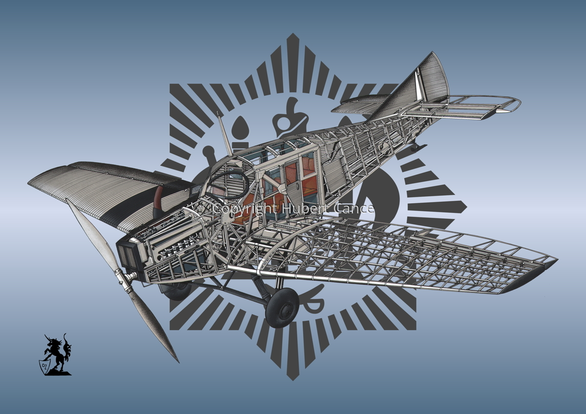 Junkers F.13 (Roundel #8) (large view)