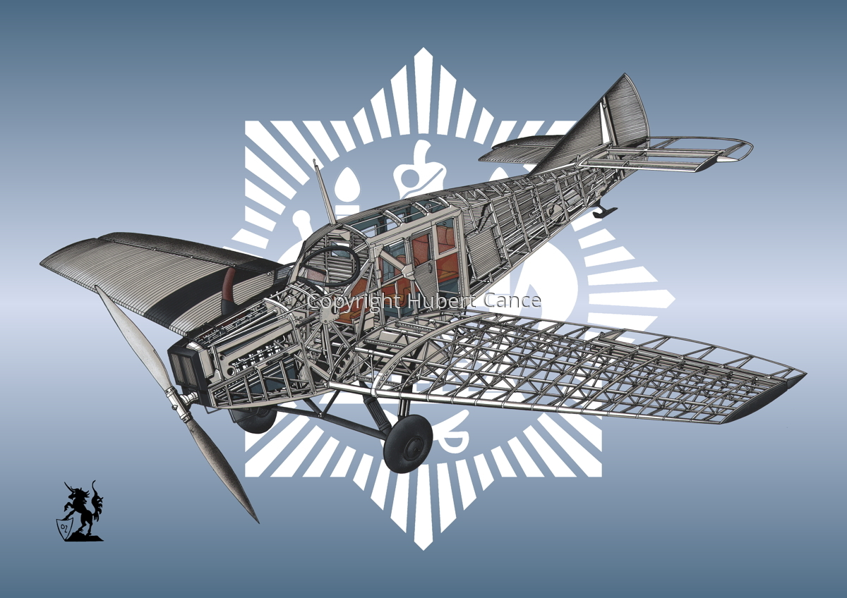 Junkers F.13 (Roundel #9) (large view)