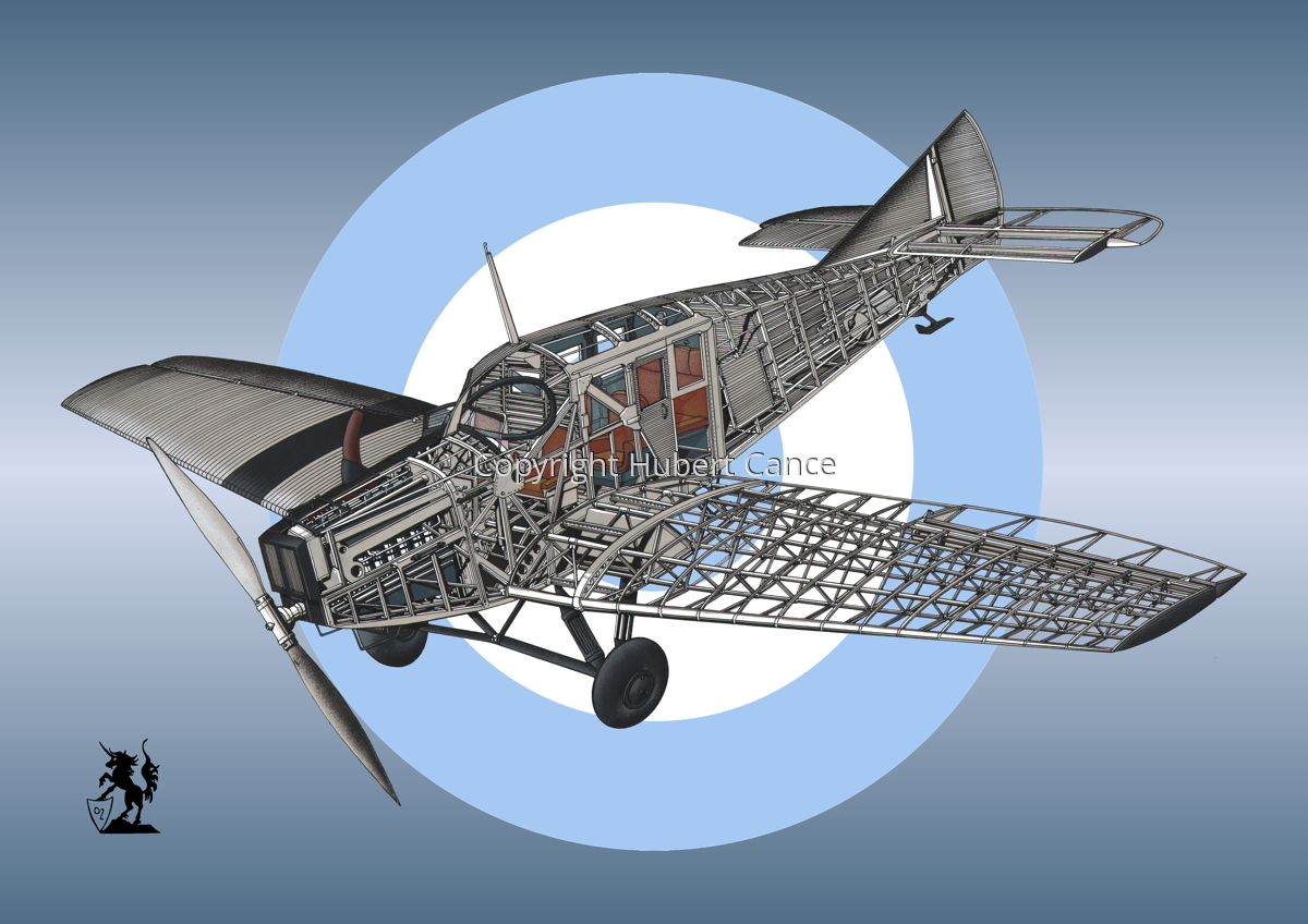 Junkers F.13 (Roundel #12) (large view)