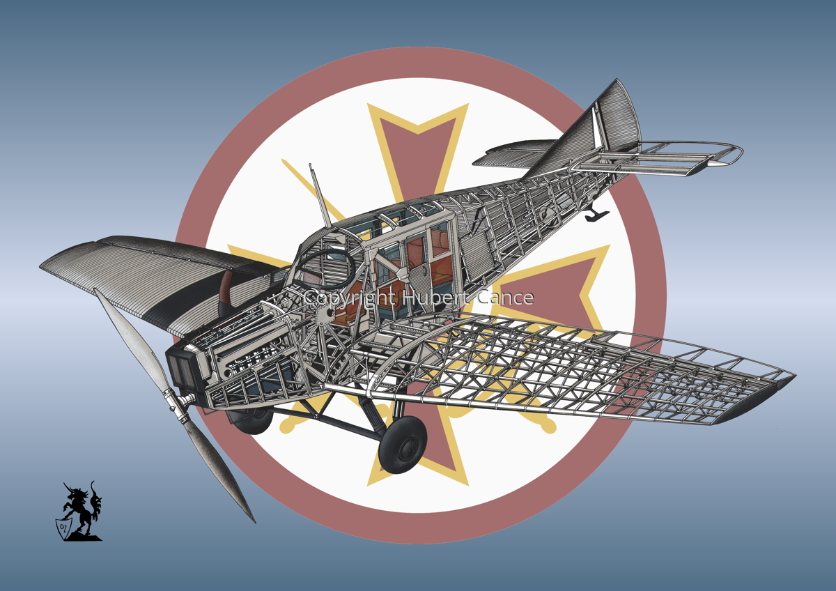 Junkers F.13 (Roundel #15) (large view)