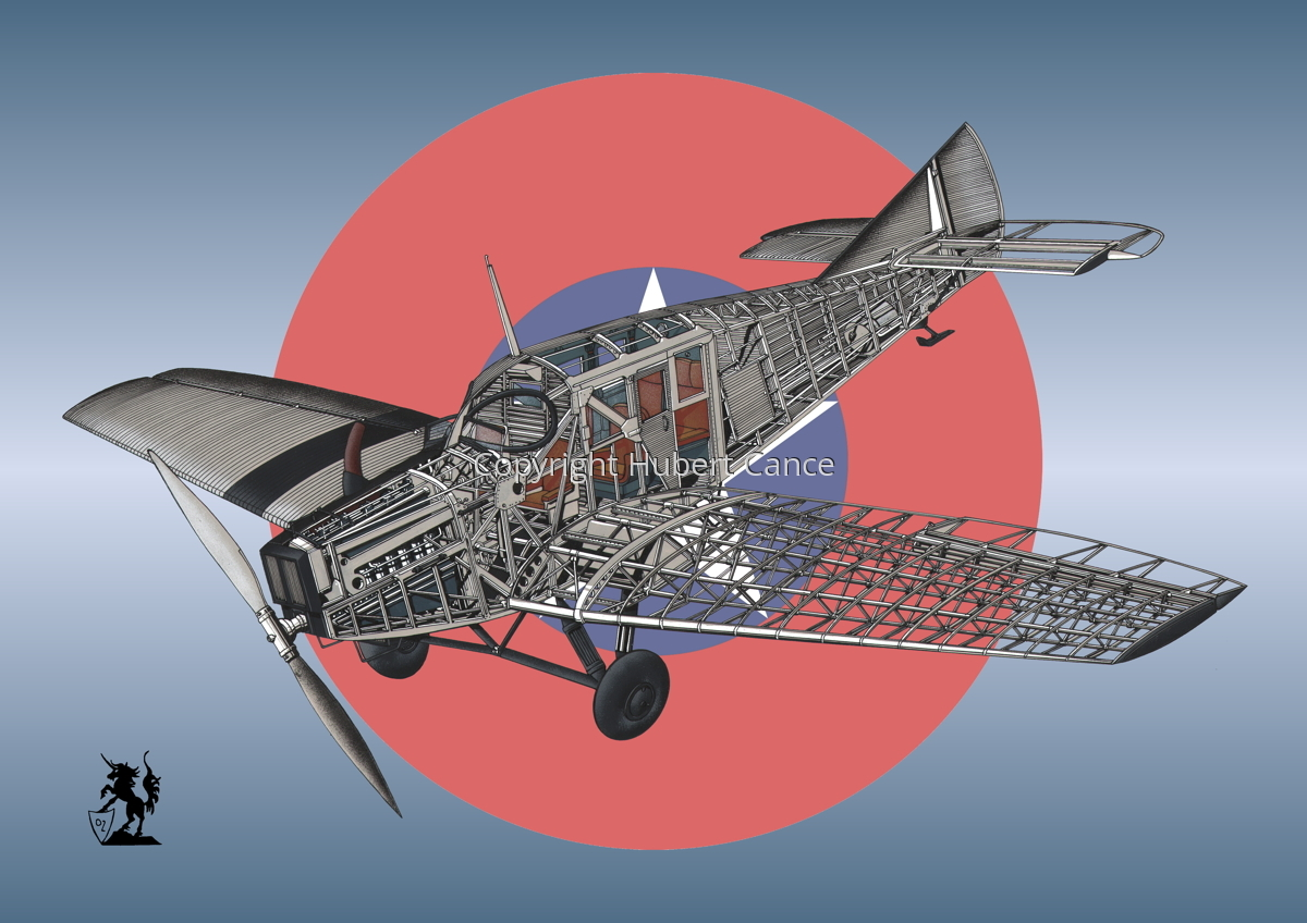Junkers F.13 (Roundel #18) (large view)