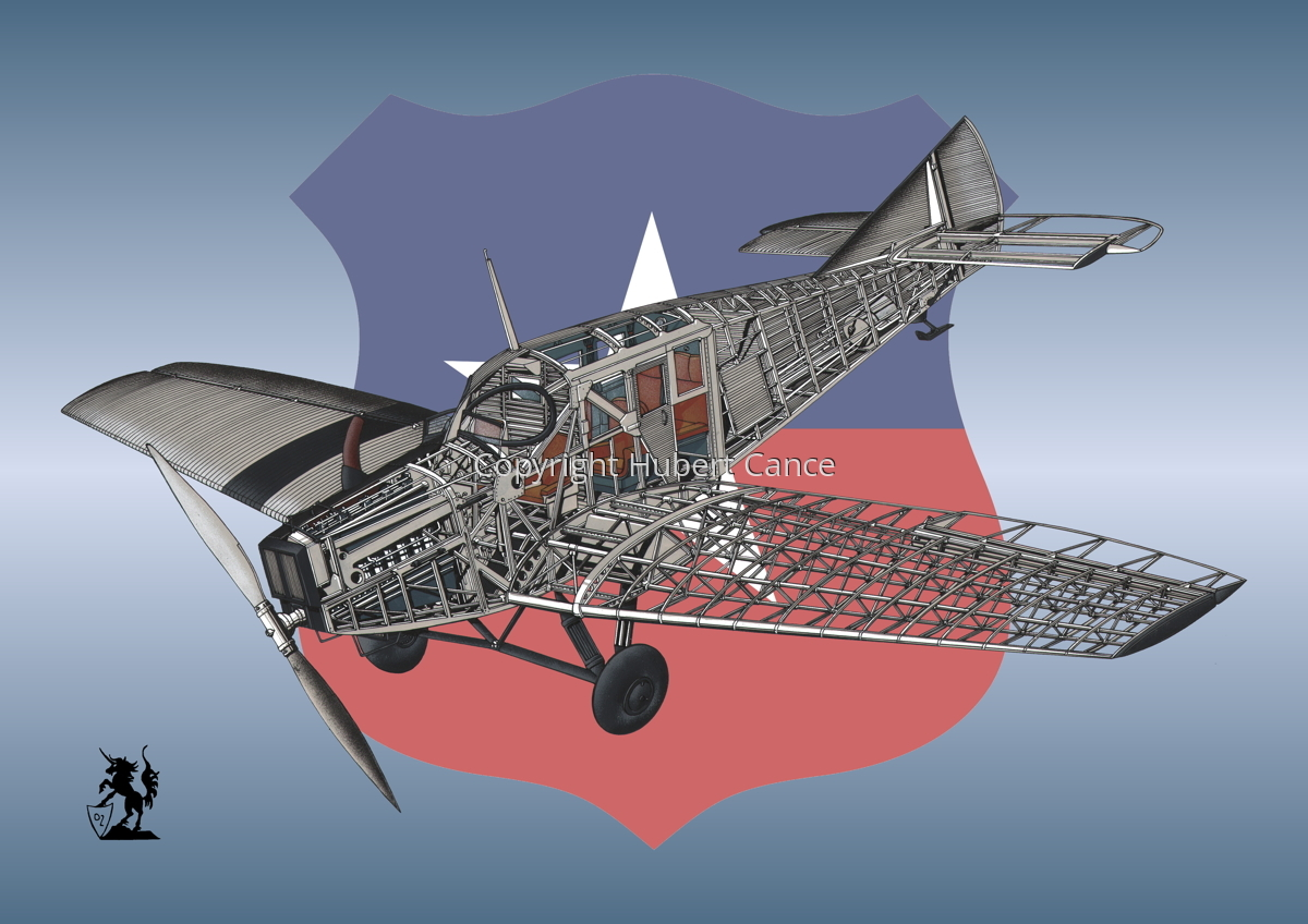 Junkers F.13 (Roundel #19) (large view)
