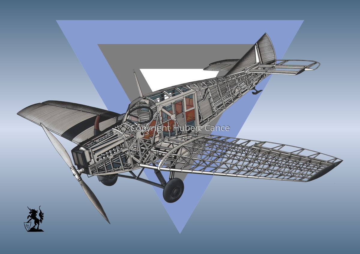 Junkers F.13 (Roundel #22) (large view)