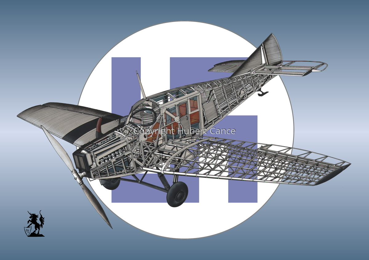 Junkers F.13 (Roundel #23) (large view)