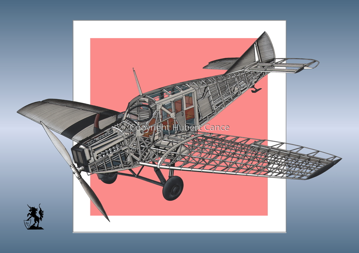 Junkers F.13 (Roundel #29) (large view)