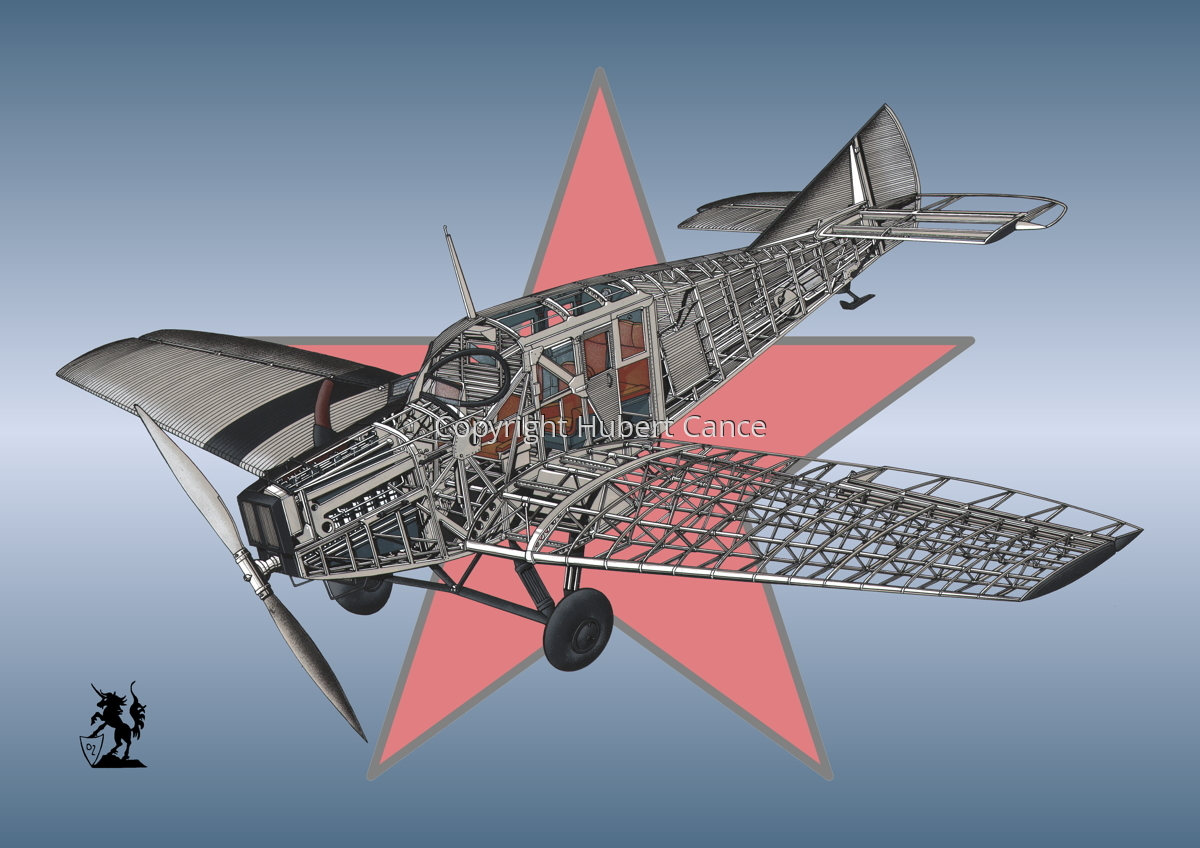 Junkers F.13 (Roundel #31) (large view)