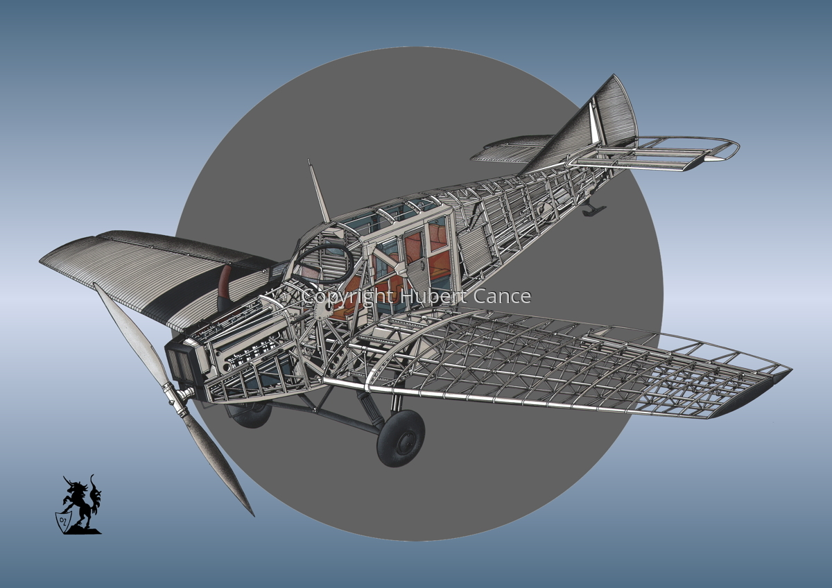 Junkers F.13 (Roundel #35) (large view)