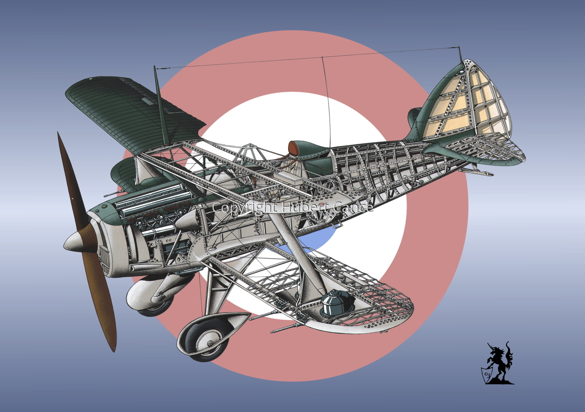 Bleriot-SPAD 510 (Roundel #2) (large view)