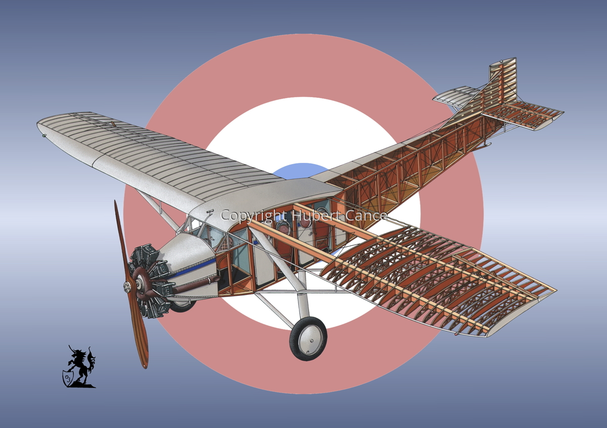 Farman F190 (Roundel #2) (large view)