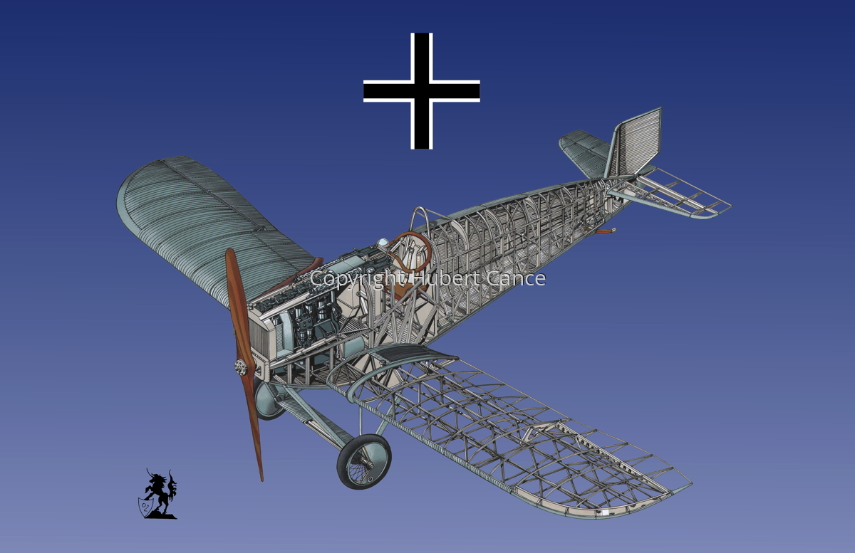 Junkers D.1 (Roundel #1.3) (large view)