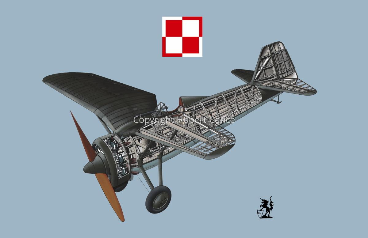 PZL P.7a  (Roundel #1.2) (large view)
