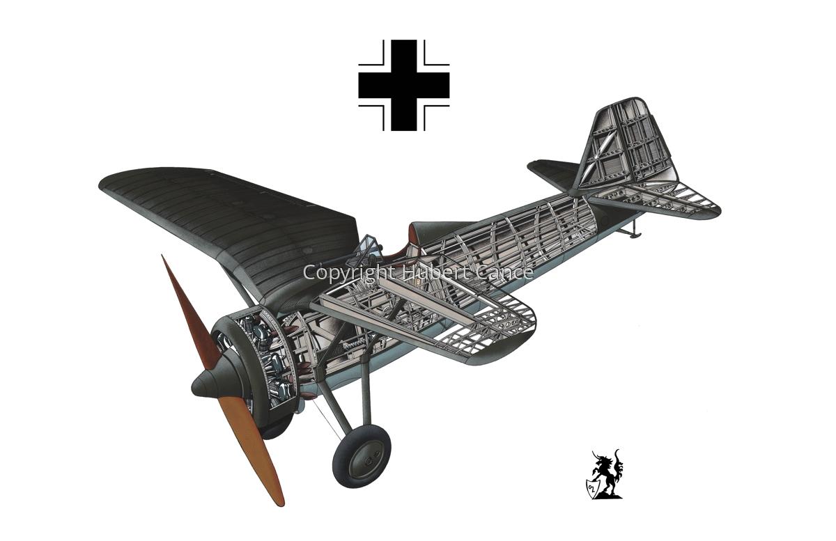 PZL P.7a  (Roundel #3.1) (large view)
