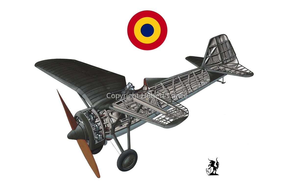 PZL P.7a  (Roundel #4.1) (large view)