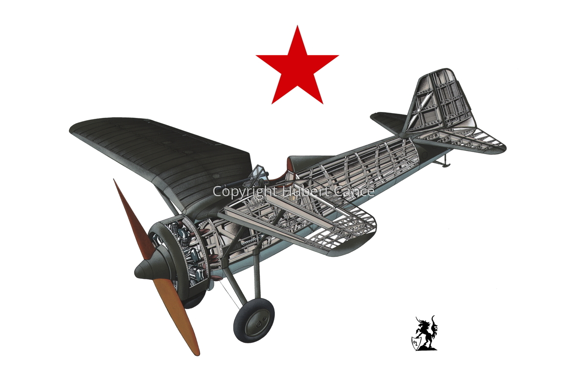 PZL P.7a  (Roundel #6.1) (large view)