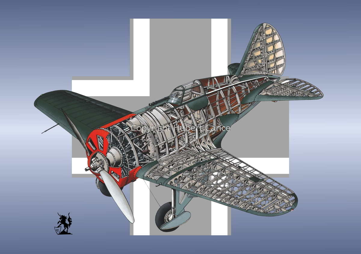Polikarpov I.16 Type 5 (Roundel #19) (large view)