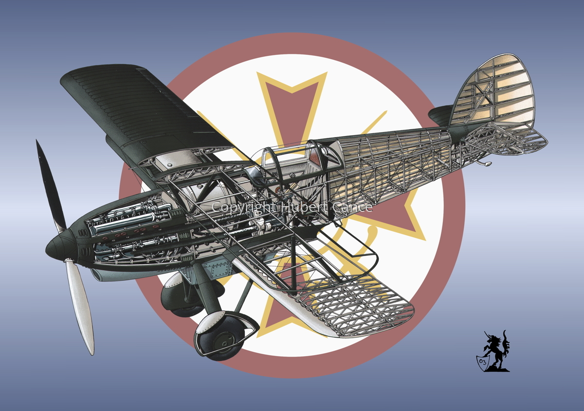 Avia B-534N (Roundel #4) (large view)