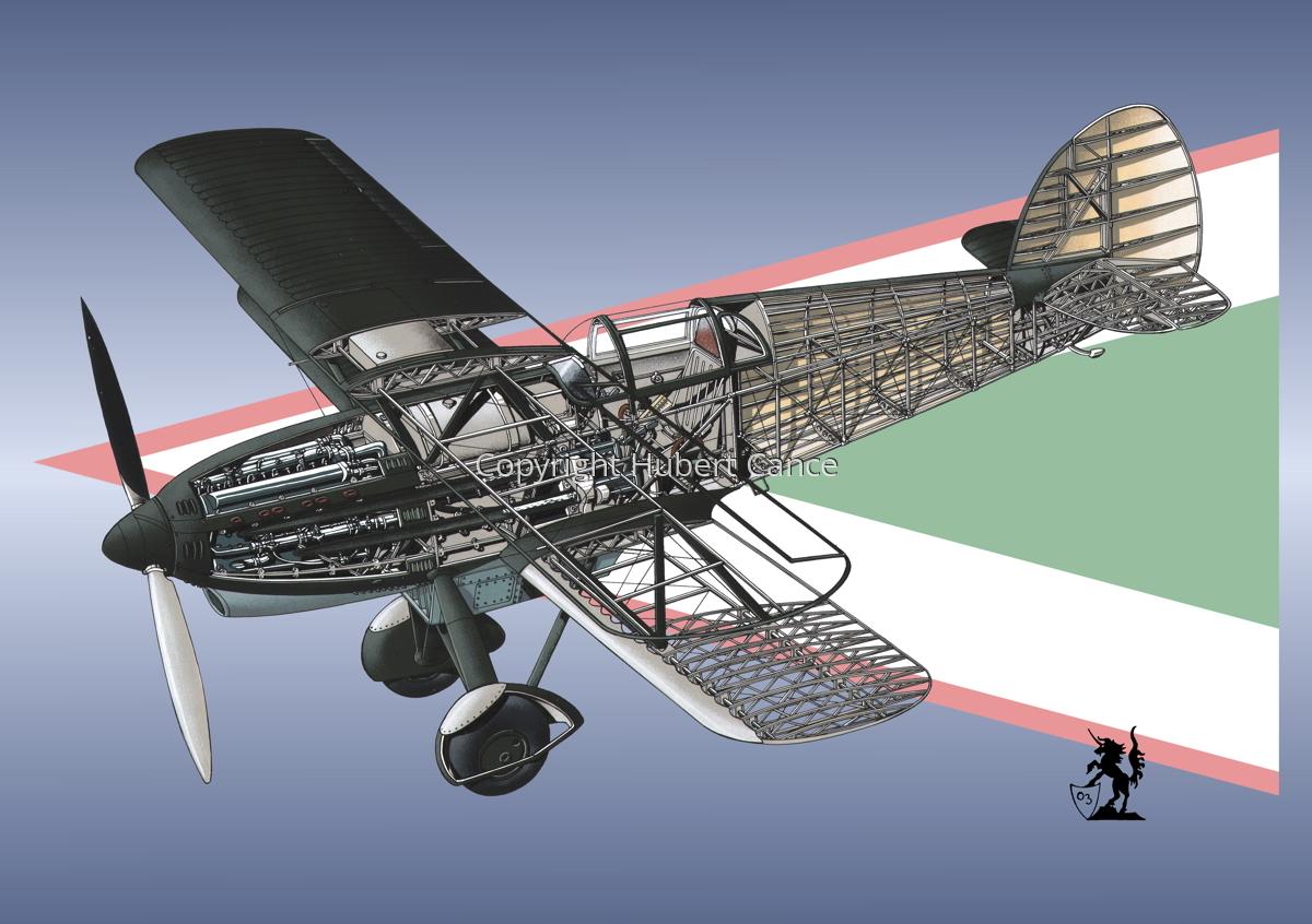 Avia B-534N (Roundel #9) (large view)