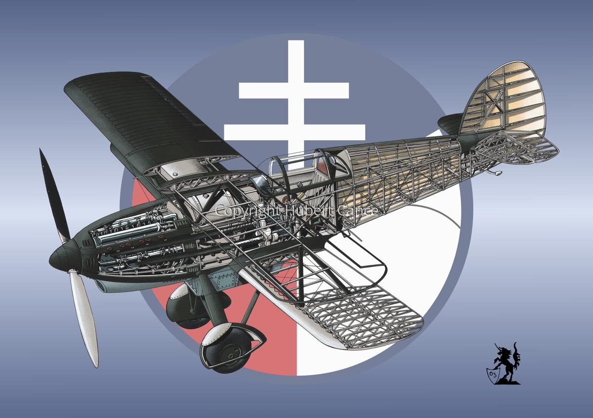 Avia B-534N (Roundel #14) (large view)