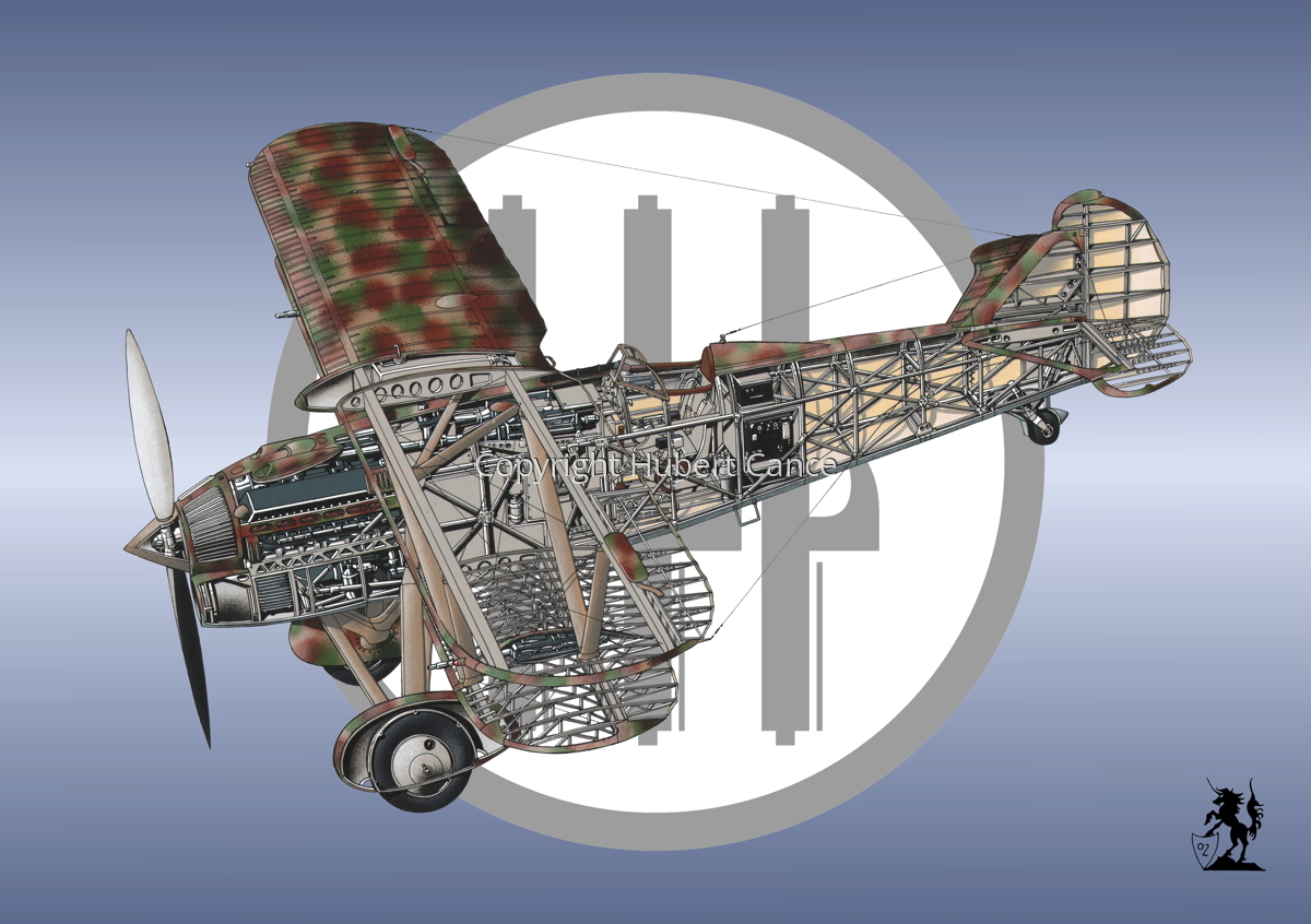 Fiat CR.32 (Roundel #10) (large view)