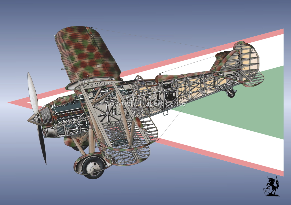 Fiat CR.32 (Roundel #12) (large view)