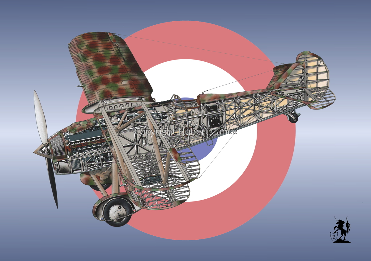 Fiat CR.32 (Roundel #14) (large view)