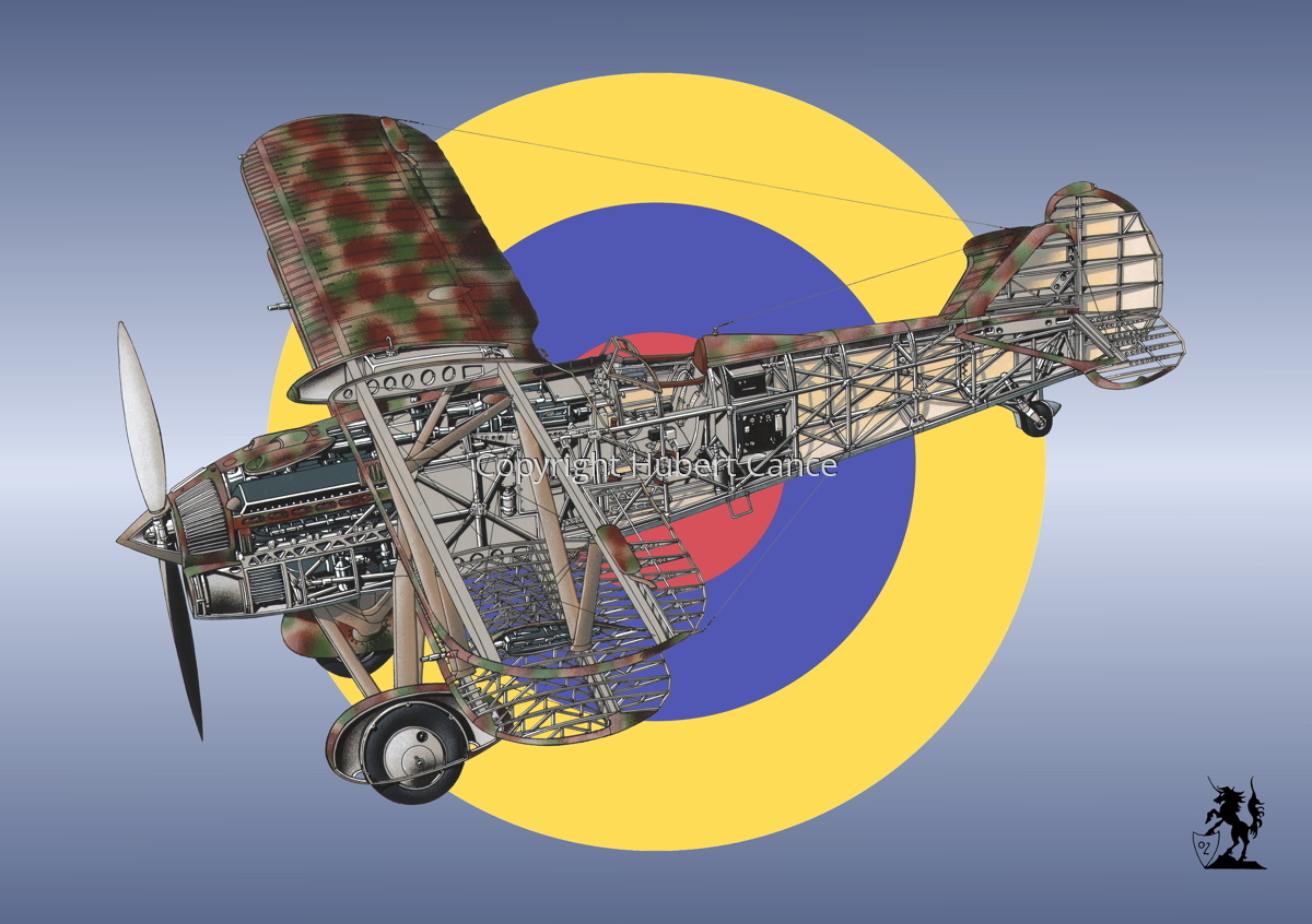 Fiat CR.32 (Roundel #17) (large view)