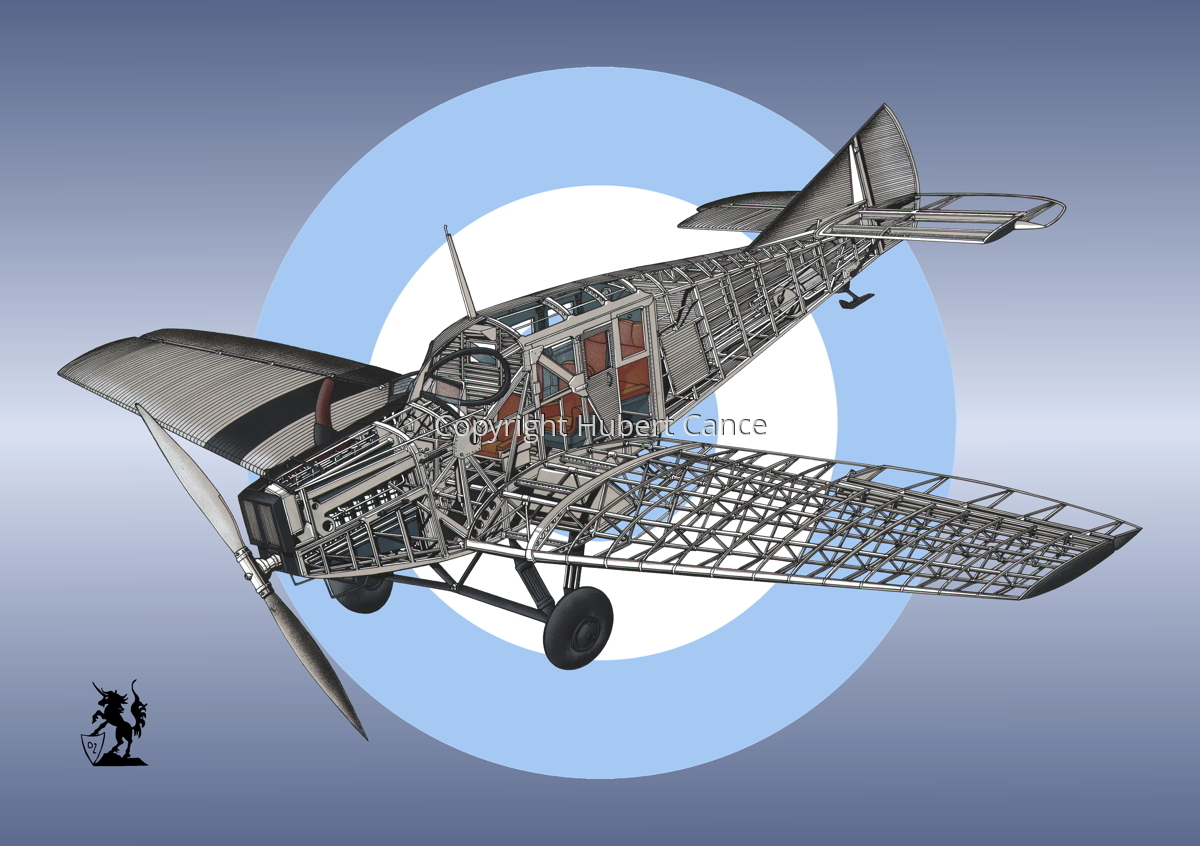 Junkers F.13 (Roundel #37) (large view)
