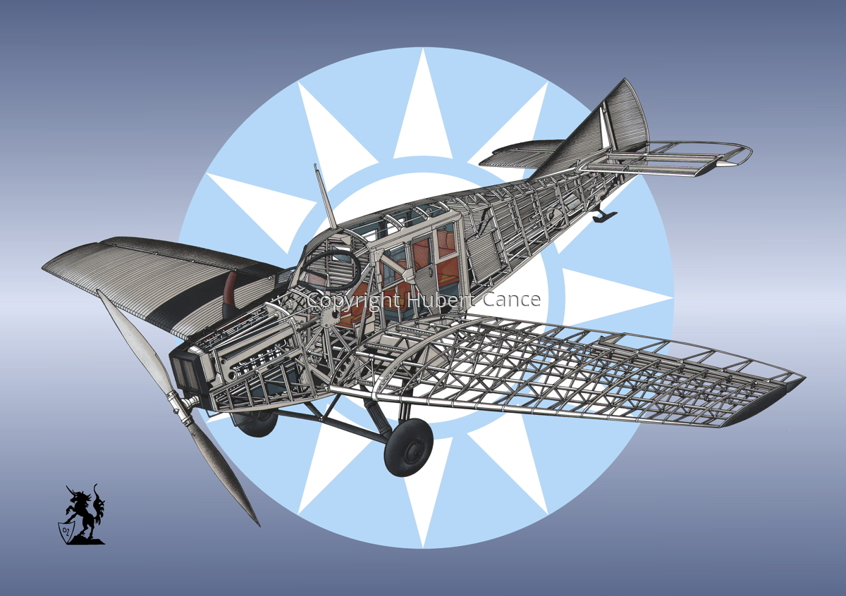 Junkers F.13 (Roundel #38) (large view)