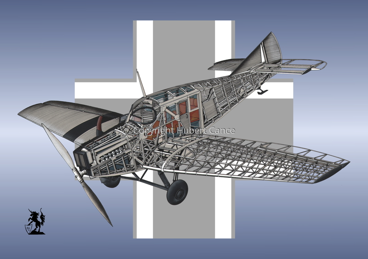 Junkers F.13 (Roundel #40) (large view)