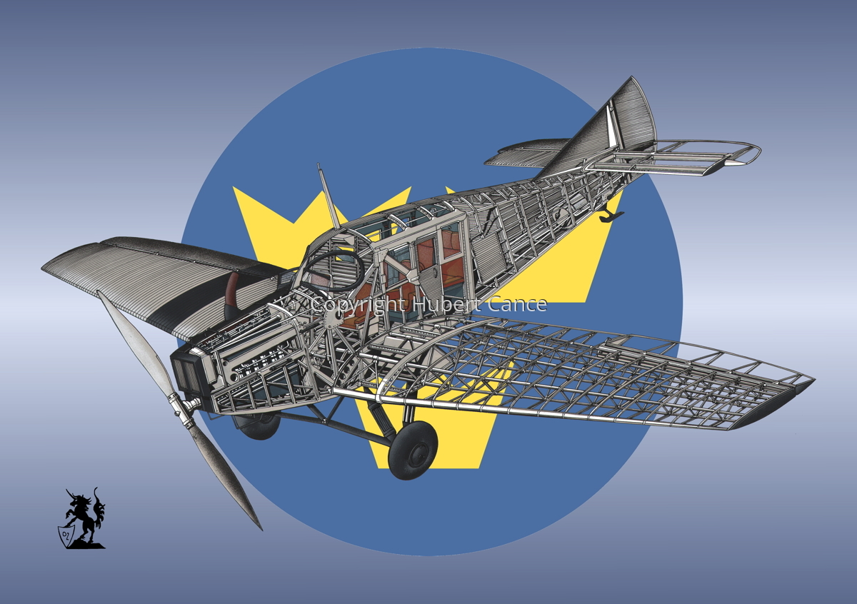 Junkers F.13 (Roundel #47) (large view)