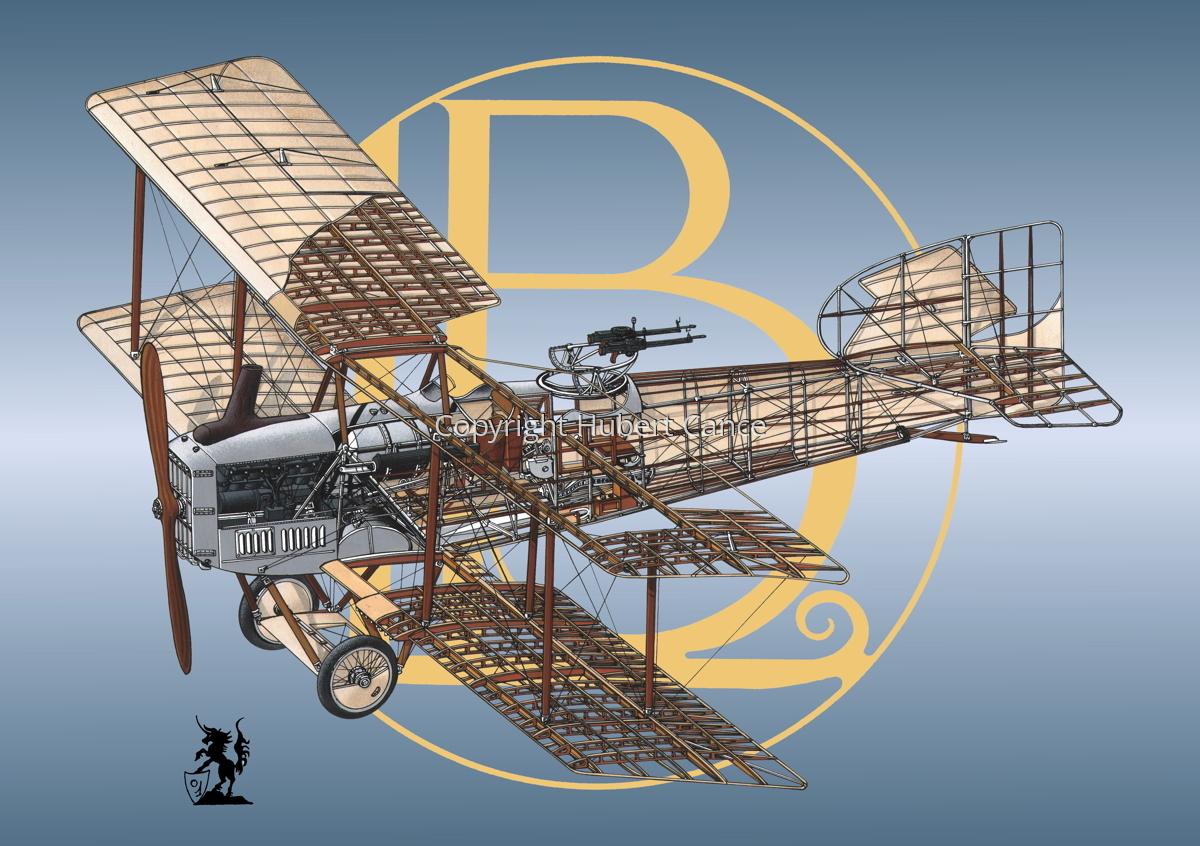 Breguet XIV B2 (Logo #3.2) (large view)