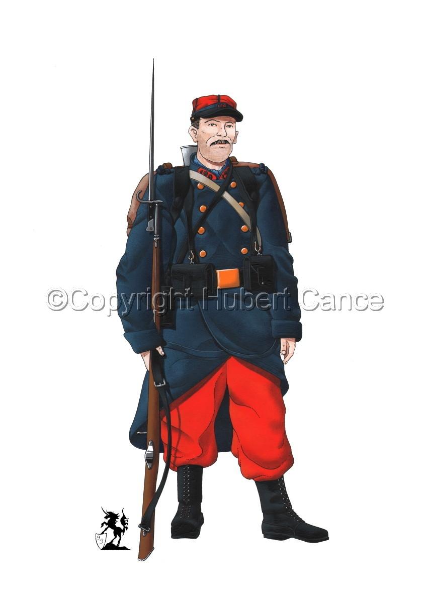 French 139eme Regiment d'Infanterie (1914) (large view)
