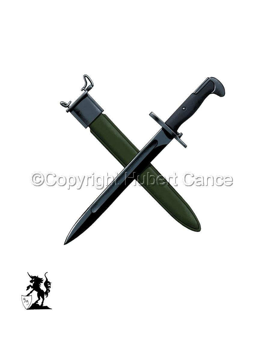 M1 Bayonet #1 (large view)