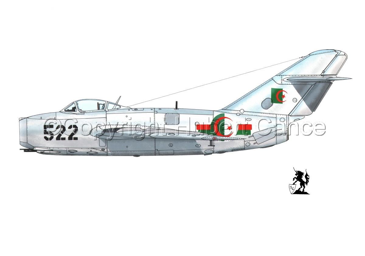 Mikoyan Gurievitch MiG.15bis #1.1 (large view)